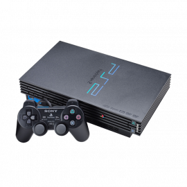 Pack: PS2 + Dual Shock 2
