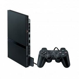 Pack: PStwo + Dual Shock 2
