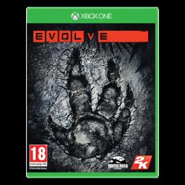 Evolve Xbox One (SP)