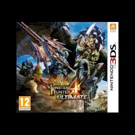 Monster Hunter 4 Ultimate 3DS (SP)