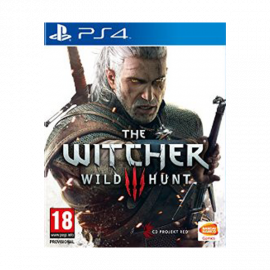 The Witcher 3 Wild Hunt Day One PS4 (SP)