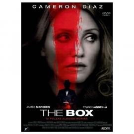 The Box-Si Pulsas Alguien Morira DVD