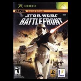 Star Wars Battlefront Xbox (SP)