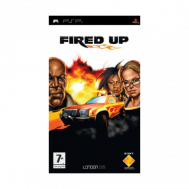 Fired Up PSP (SP)