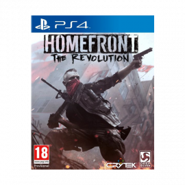 Homefront: The Revolution PS4 (SP)