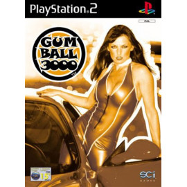 Gum Ball 3000 PS2 (SP)