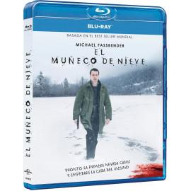 El Muñeco de Nieve BluRay (SP)