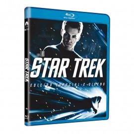 Star Trek 2009 2 Discos BluRay (SP)