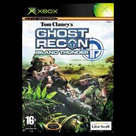 Tom Clancy's Ghost Recon Island Thunder Xbox (SP)