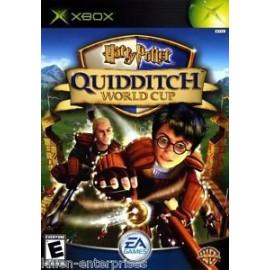 Harry Potter Quidditch copa del mundo Xbox (SP)