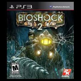 Bioshock 2 PS3 (SP)