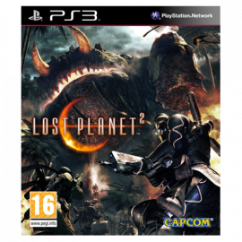 Lost Planet 2 PS3 (SP)