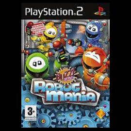 Buzz Junior Robot Mania PS2 (SP)