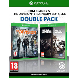 Rainbow Six/The Division Xbox One (SP)