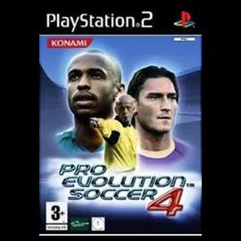 PES 4 PS2 (SP)