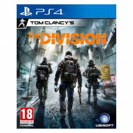 The Division PS4 (SP)