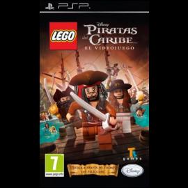 Lego Piratas del Caribe El Videojuego PSP (SP)