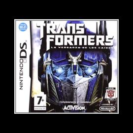 Transformers la Venganza de los Caidos Autobots DS (SP)