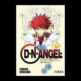 Manga DN Angel Ivrea 01
