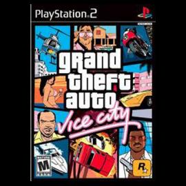 GTA Vice City PS2 (SP)