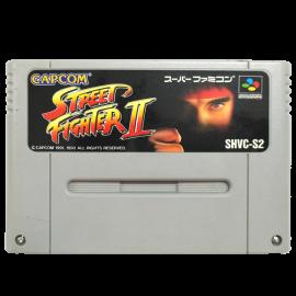 Street Fighter II NTSC JAP SNES