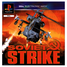 Sovietic Strike PSX (SP)