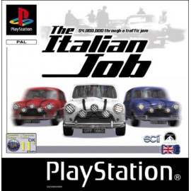 The Italian Job PSX (UK)