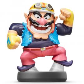 Figura Amiibo Wario Coleccion Super Smash Bros