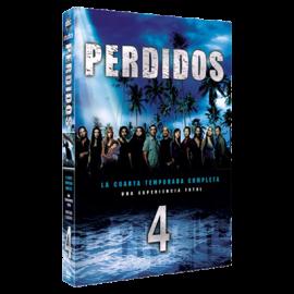Perdidos (Lost) Temporada 4 (14 Cap) DVD