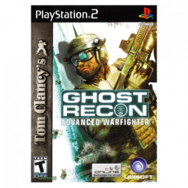 Tom Clancy's Ghost Recon Advanced Warfighter PS2 (SP)