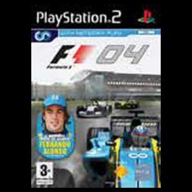 Formula 1 04 PS2 (SP)