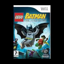 Lego Batman el Videojuego Wii (SP)