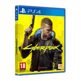 Cyberpunk 2077 Day One PS4 (SP)