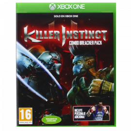Killer Instinct: Combo Breaker Pack Xbox One (SP)