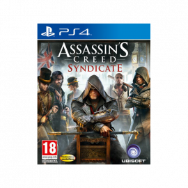 Assassin's Creed Syndicate PS4 (SP)