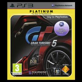 Gran Turismo 5 Platinum PS3 (SP)
