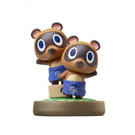 Figura Amiibo Animal Crossing Tendo y Nendo