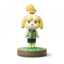 Amiibo Isabelle Summer Outfit Animal Crossing