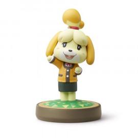 Figura Amiibo Animal Crossing Canela Isabelle Invierno