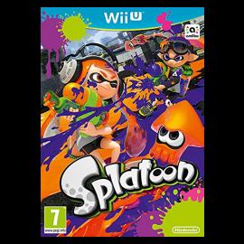 Splatoon Wii U (SP)