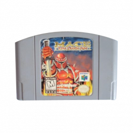 Mace The dark age N64
