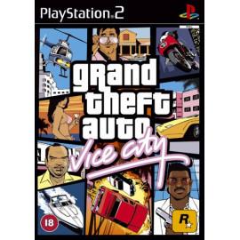 GTA Vice City PS2 (UK)