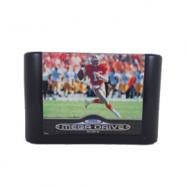 Joe Montana Sports Talk Football 93 Mega Drive