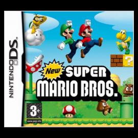 New Super Mario Bros DS (SP)