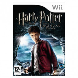 Harry Potter y El Misterio del Principe Wii (SP)
