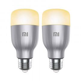 Pack 2 Bombillas Inteligentes Xiaomi Mi LED Smart Bulb RGB