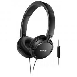Auriculares con Microfono Philips SHL5005 Negro