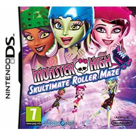 Monster High Skultimate Roller Maze DS (UK)