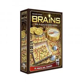 Juego Brains Mapa del Tesoro SD Games