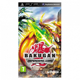 Bakugan: Defensores de la Tierra PSP (SP)